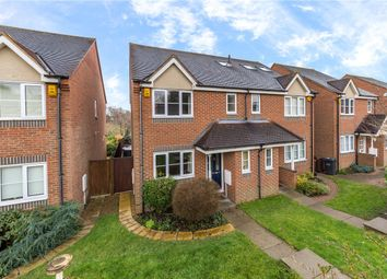 Thumbnail 3 bed semi-detached house for sale in Orient Close, St. Albans, Hertfordshire