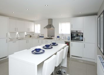"Thumbnail 4 bed detached house for sale in ""Lincoln"" at Arnold Drive, Corby"