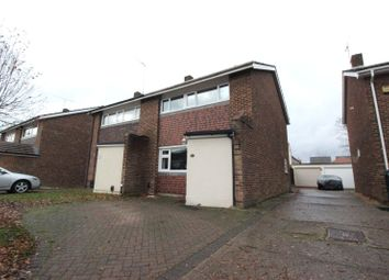 Thumbnail 3 bed semi-detached house for sale in Austin Road, Woodley, Reading, Berkshire