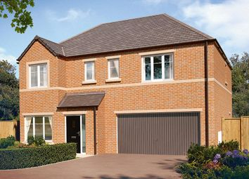 "Thumbnail 5 bed detached house for sale in ""The Cotham"" at Harrogate Road, Greengates, Bradford"