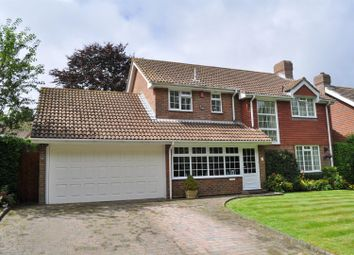 Thumbnail 5 bed detached house for sale in Tascombe Way, Willingdon, Eastbourne