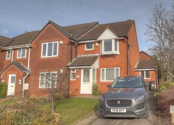 Thumbnail 3 bed end terrace house for sale in Greenwood Avenue, Rownhams, Southampton