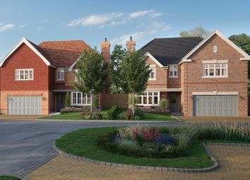 Thumbnail 5 bed detached house for sale in Pangbourne Hill, Pangbourne
