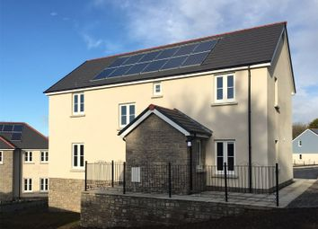 Thumbnail 4 bed detached house for sale in Amroth (Plot 26 Show Home), Green Meadows Park, Narberth Road, Tenby