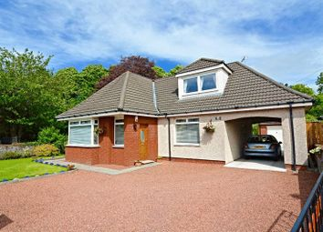 Thumbnail 4 bed detached house for sale in Craigie Road, Ayr