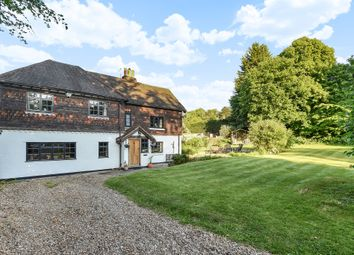 Thumbnail 4 bedroom cottage for sale in Pixham Lane, Dorking
