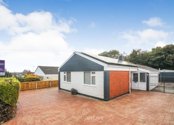 Thumbnail 4 bed detached bungalow for sale in Pinewood Avenue, Connah's Quay, Deeside