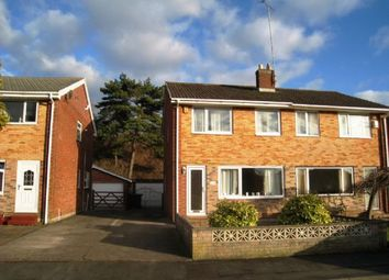 Thumbnail 3 bed semi-detached house to rent in Margaret Road, Penwortham, Preston