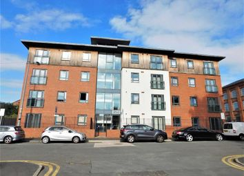 Thumbnail 1 bedroom flat for sale in Mac Court, St Thomas's Place, Stockport