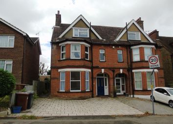 Thumbnail 2 bedroom maisonette to rent in Bushey Hall Road, Bushey