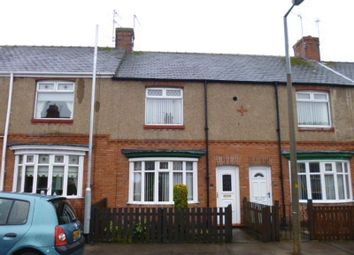 Thumbnail 2 bed terraced house to rent in Arthur Terrace, Bishop Auckland