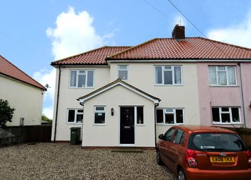 Thumbnail 4 bed semi-detached house to rent in High Street Green, Sible Hedingham