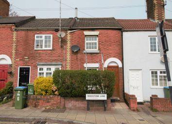 Thumbnail 2 bedroom terraced house to rent in Rockstone Lane, Southampton