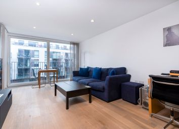 Thumbnail 1 bed flat to rent in Pickfords Wharf, Wharf Road, London