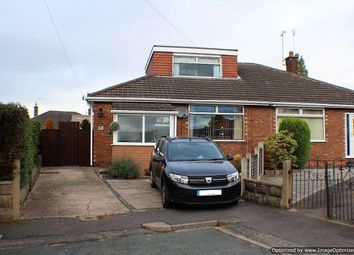 Thumbnail 3 bed semi-detached bungalow to rent in Westbourne Avenue, Crewe