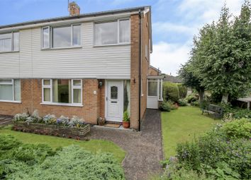 Thumbnail 3 bed property for sale in Dale Lane, Chilwell, Nottingham