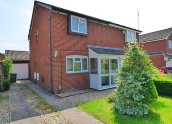 Thumbnail 3 bed semi-detached house for sale in Dencer Drive, Kenilworth