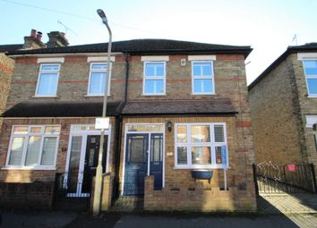 Thumbnail 3 bed semi-detached house to rent in Gresham Road, Brentwood