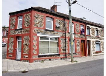 Thumbnail 3 bed end terrace house for sale in Primrose Terrace, Porth