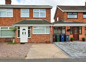 Thumbnail 4 bed semi-detached house to rent in Rivington Drive, Burscough