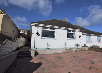 Thumbnail 2 bed semi-detached bungalow for sale in Eden Grove, Paignton, Devon