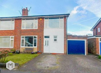 Thumbnail 3 bed semi-detached house for sale in New Heys Way, Bradshaw, Harwood, Lancashire
