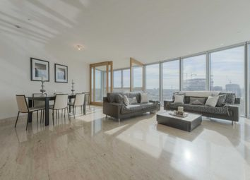 Thumbnail 2 bed flat to rent in The Tower, St George Wharf, Vauxhall, London