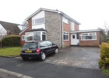 Thumbnail 3 bed detached house for sale in Pinewood Avenue, Broughton, Preston