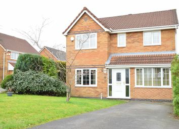 Thumbnail 4 bed detached house for sale in Nall Gate, Rochdale, Greater Manchester