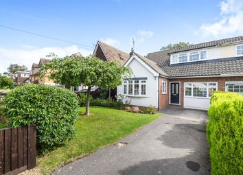 Thumbnail Semi-detached house for sale in Norsey View Drive, Billericay