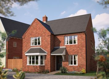 "Thumbnail 5 bed detached house for sale in ""The Oxford"" at Steppingley Road, Flitwick, Bedford"