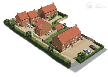 Thumbnail 3 bedroom semi-detached house for sale in Station Road, Heacham, King's Lynn
