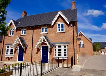 Thumbnail 3 bed semi-detached house for sale in Cypress Road, Barrow Upon Soar