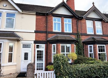 Thumbnail 4 bed terraced house for sale in Tithe Barn Road, Stafford