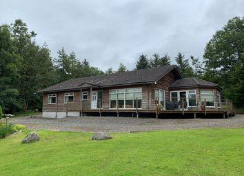 Thumbnail 4 bed lodge for sale in Lochanhead, Dumfries