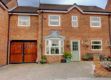 Thumbnail 4 bed detached house for sale in The Rowans, Gainsborough