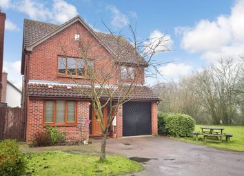 Thumbnail 5 bedroom detached house for sale in Plumian Way, Balsham, Cambridge