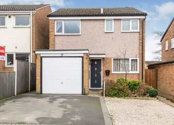Thumbnail 3 bed detached house for sale in Penny Lane, Barwell, Leicester