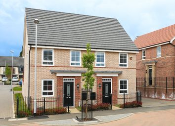 "Thumbnail 3 bedroom semi-detached house for sale in ""Finchley"" at Eastfield Road, Wellingborough"