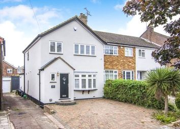 3 bed end terrace house for sale in Severn Drive, Upminster RM14