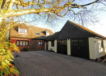 Thumbnail 4 bed detached house for sale in The Lane, Easton, Huntingdon