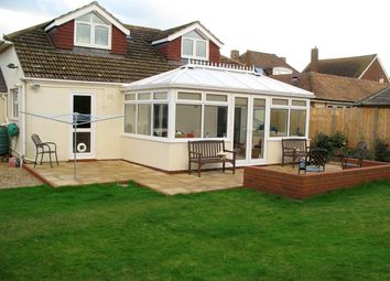 Thumbnail 3 bedroom bungalow for sale in Lower Road, Havant, Hampshire