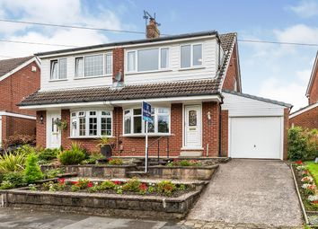 Thumbnail 3 bedroom semi-detached house for sale in Fountains Close, Chorley, Lancashire