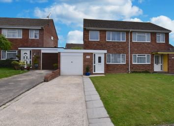 Thumbnail 3 bed semi-detached house for sale in Lower Fairmead Road, Yeovil