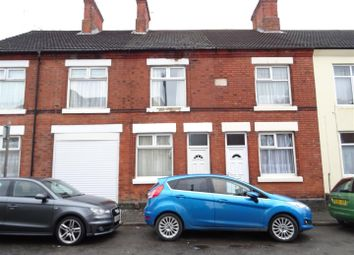 Thumbnail 2 bed terraced house for sale in Vaughan Street, Coalville