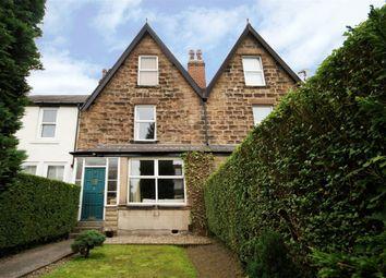 Thumbnail 3 bed terraced house for sale in Wedderburn Road, Harrogate