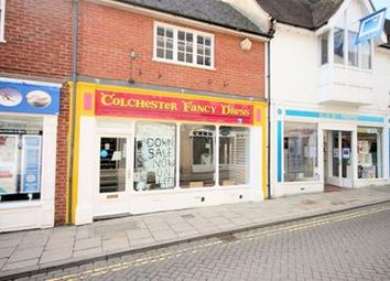 Thumbnail Retail premises to let in 31 Sir Isaacs Walk, Colchester, Essex