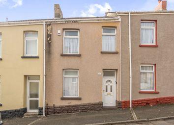 Thumbnail 2 bed terraced house for sale in Crymlyn Street, Port Tennant, Swansea