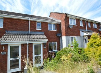 Thumbnail 2 bed terraced house to rent in Westbury Close, Whitleigh, Plymouth, Devon