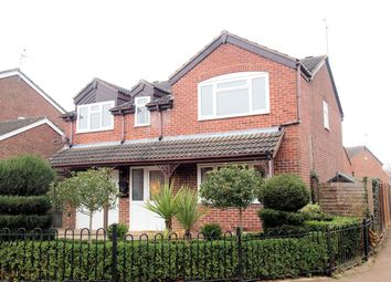 Thumbnail 5 bed detached house for sale in Meadowbrook Road, Kibworth Beauchamp, Leicester
